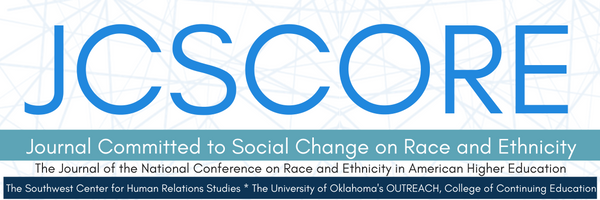 JSCORE - Journal Committed to Social Change on Race and Ethnicity