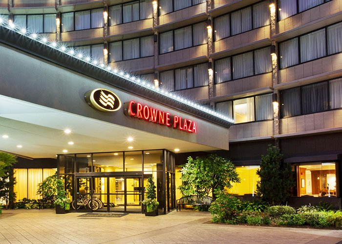 Crowne Plaza Portland-Downtown Convention Center Hotel